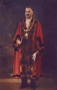 Arthur Harrison, Mayor of Bridgnorth 1945-46