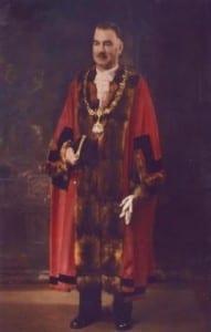 Arthur Harrison, Mayor of Bridgnorth 1945-46