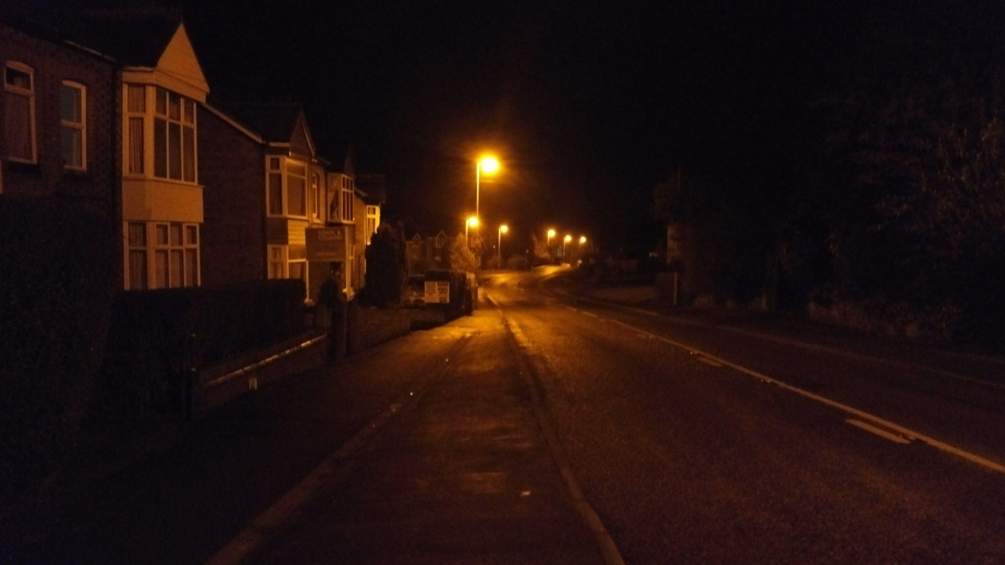 LED Street Lights in West Felton [updated] [updated] [updated]