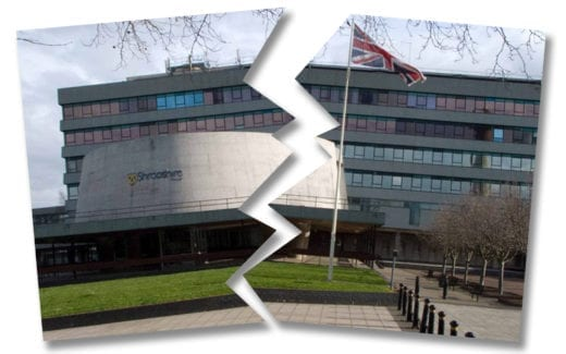 Broken Shirehall: Budget blackhole, Chief gets pay rise of nearly 50% & money wasted on white elephants