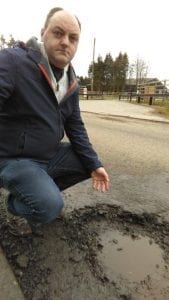 Our roads are falling apart and starting to look like the moon. Plastic roads: Are they the answer? I think they are and Shropshire Council should investigate