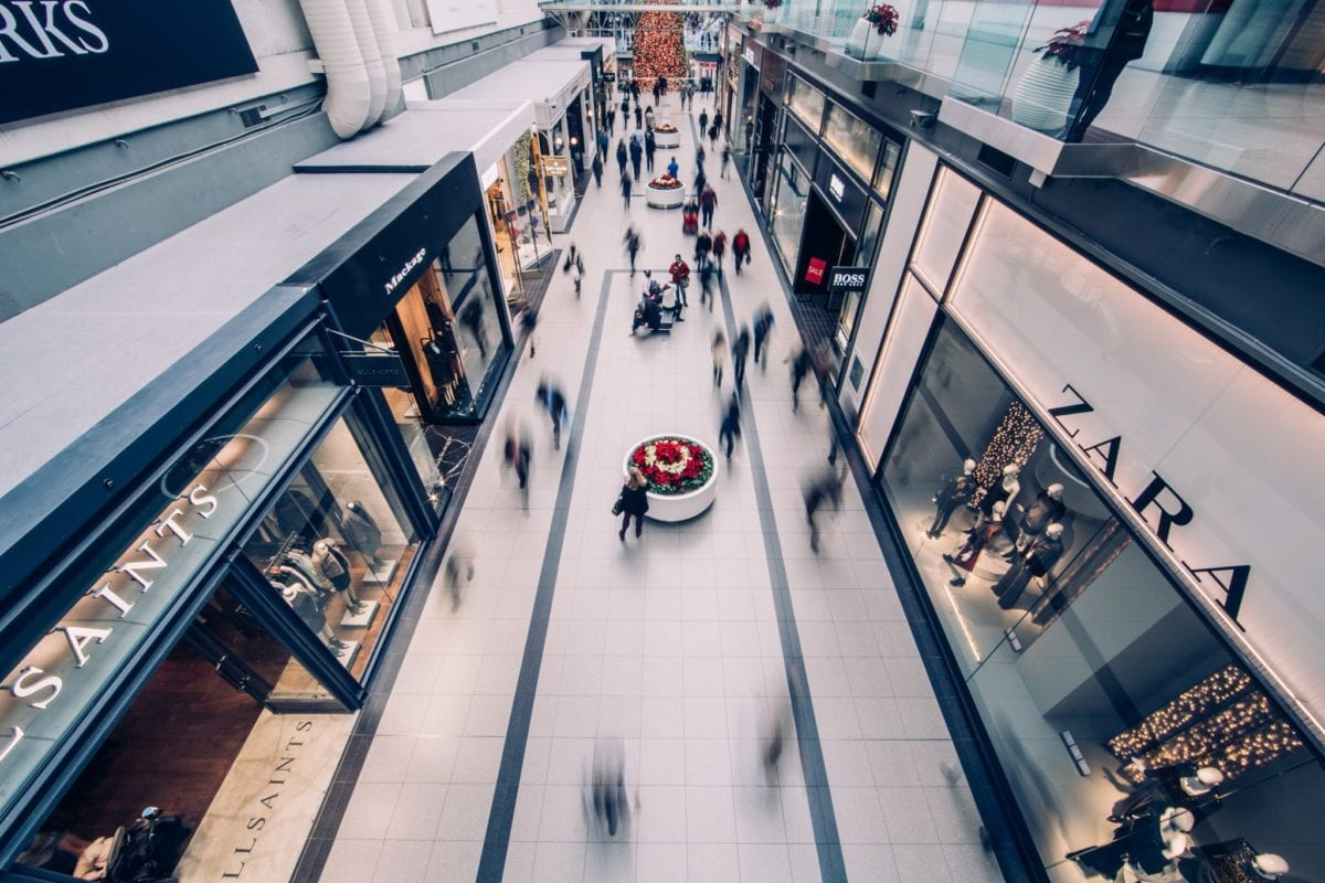 Increasingly, large retail stores are downsize as they adapt to changing consumer shopping habits and increasing cost pressures