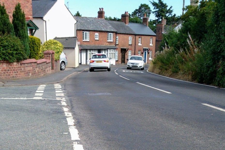 Top Street - Church Street Junction