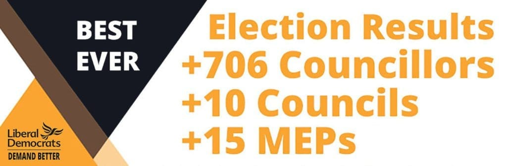 2019: Our BEST EVER Local Election Results || Our BEST EVER European Election Results