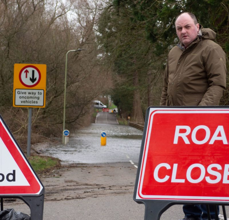 Time for REAL action on floods & SuDS