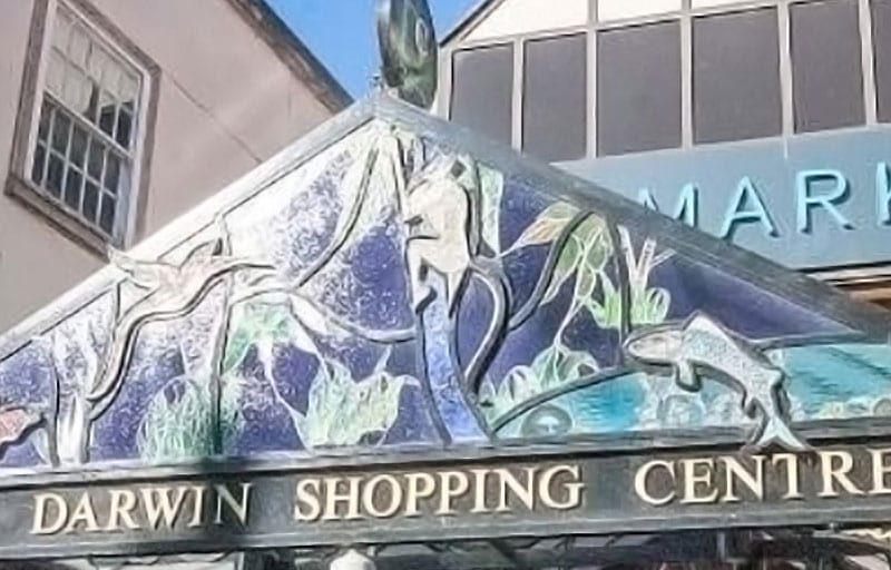 Shopping centre value plunges again