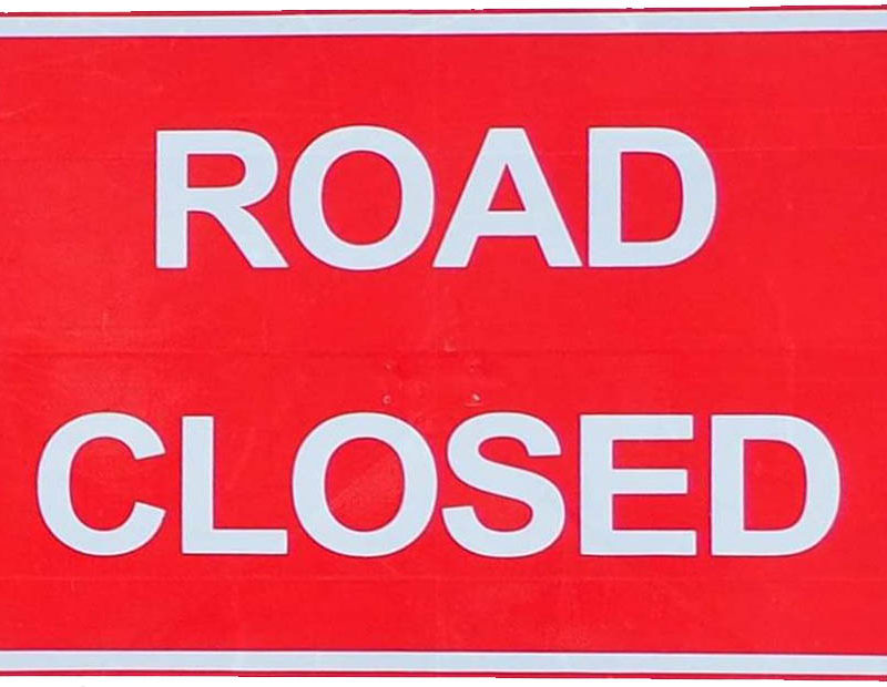 Boot Street Road Closure