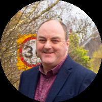 David Walker - Whittington campaigner & West Felton parish councillor