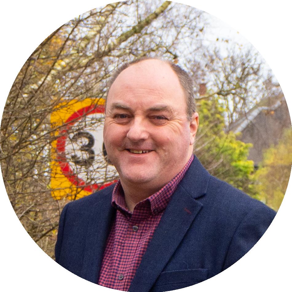 David Walker - Whittington camppaigner & West Felton parish councillor